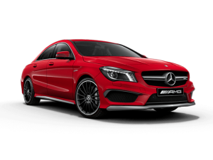 Mercedes-AMG CLA Cla 45 4Matic Yellow Ngt Edt 4Dr Tip Auto [cmd] Petrol Saloon