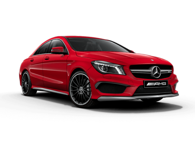 new mercedes amg cla cla 45 4matic 4dr tip auto petrol saloon for sale vertu mercedes benz. Black Bedroom Furniture Sets. Home Design Ideas