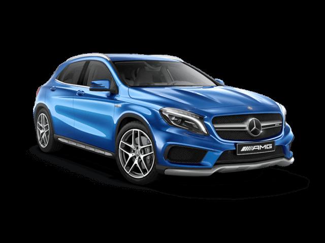 Mercedes Gla 45 Amg Length 2017 2018 Best Cars Reviews