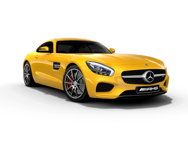 Mercedes-AMG Mercedes-AMG GT Gt 2Dr Auto Petrol Coupe