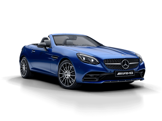 New mercedes amg slc slc 43 2dr 9g tronic petrol roadster for Mercedes benz amg slc 43