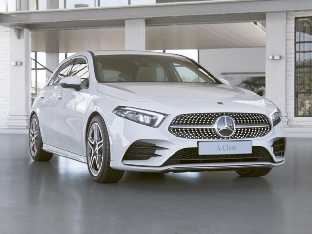 New Mercedes-Benz A-Class A180d AMG Line Premium Plus 5dr Auto Diesel Hatchback for Sale | Vertu ...