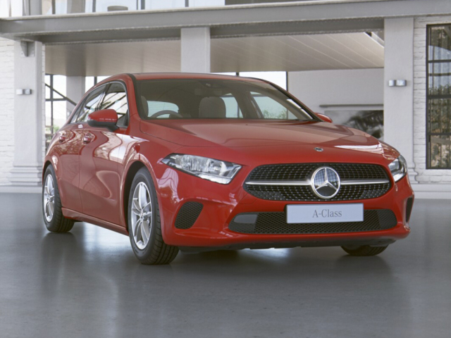 Mercedes-Benz A-Class A180d SE Executive 5dr Auto Diesel Hatchback