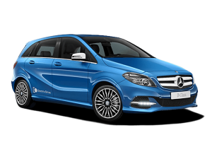 Mercedes-Benz B-Class B250 E Electric Art Executive 5Dr Auto Electric Hatchback