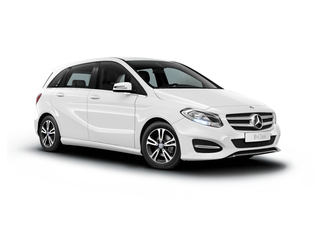 Mercedes Benz B Cl B180 Exclusive Edition 5dr Petrol Hatchback