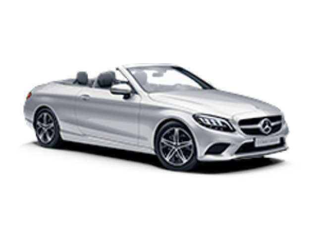 Mercedes-Benz C-Class C220D Nightfall Edition 2Dr Diesel Cabriolet