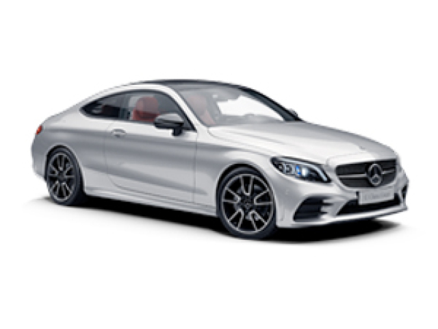 Mercedes-Benz C-Class C300 Amg Line 2Dr 9G-Tronic Petrol Coupe