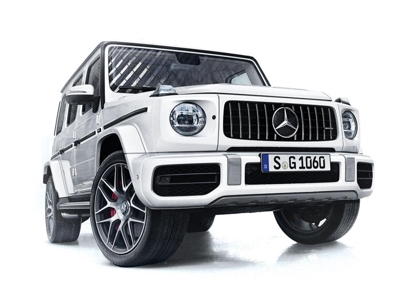 New Mercedes-Benz G-Class G350d AMG Line Premium 5dr 9G ...