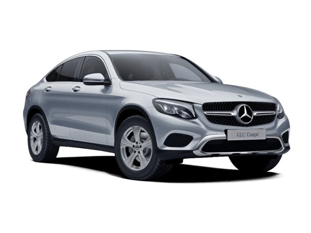 New Mercedes Benz Glc Coupe Glc 250d 4matic Amg Line