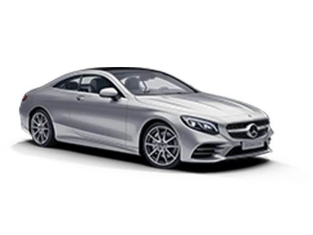New mercedes benz s class s560 amg line 2dr auto petrol for Mercedes benz s class lease