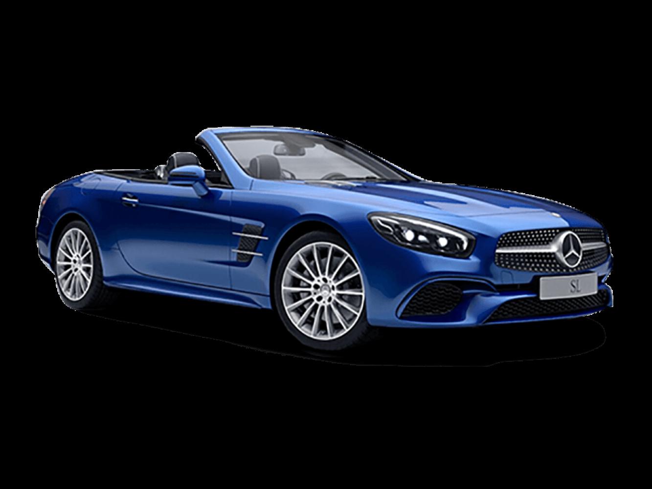 New Mercedes-Benz SL 500 AMG Line 2dr 9G-Tronic Petrol ...