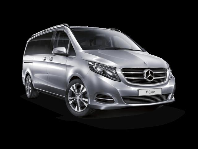 New Mercedes Benz V Class V250 D Sport 5dr Auto Extra