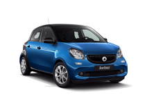 smart forfour 1.0 Passion 5dr