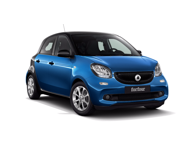 Smart forfour Hatchback deals | New Smart forfour ...