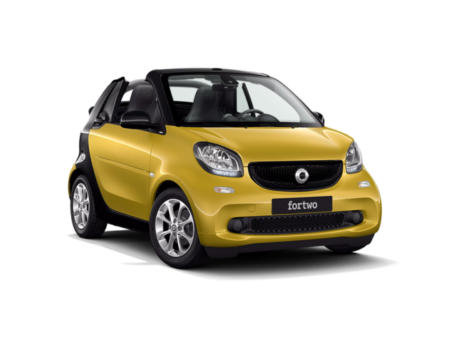 smart fortwo cabrio 0.9 Turbo Passion 2Dr Petrol Cabriolet