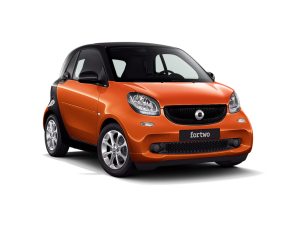 Smart fortwo Coupe Electric Drive Prime Premium 2Dr Auto Electric Coupe