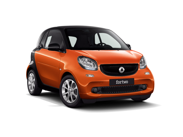 smart fortwo coupe 90hp Prime Premium