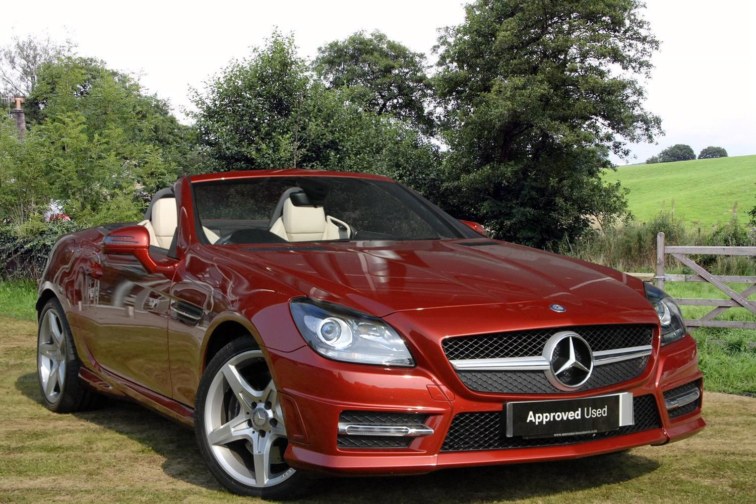 used mercedes benz slk slk 250 cdi blueefficiency amg. Black Bedroom Furniture Sets. Home Design Ideas