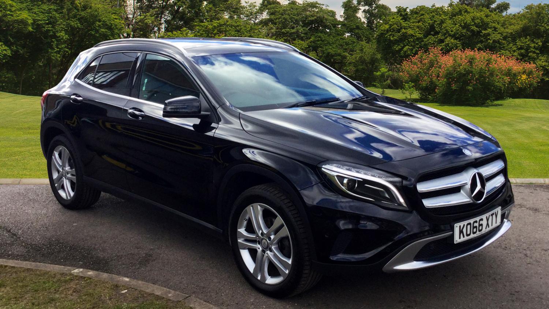 Used Mercedes Benz Gla Gla 200d Sport 5dr Auto Premium