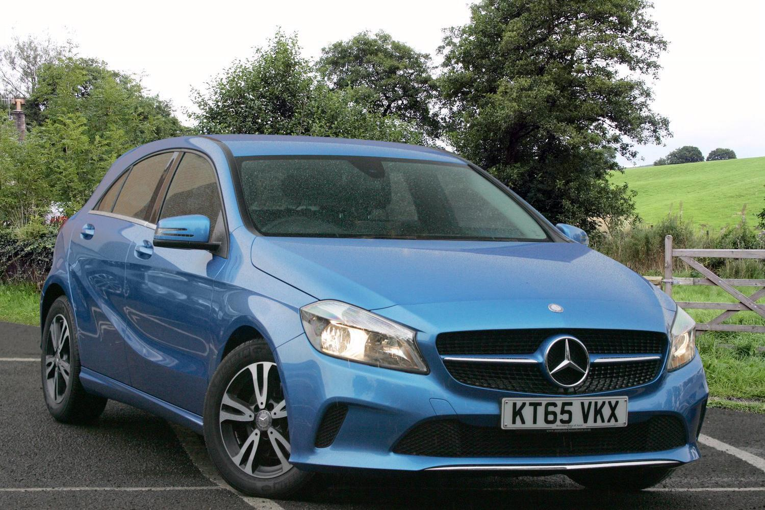 Used Mercedes Benz A Class A180 Se 5dr Auto Petrol