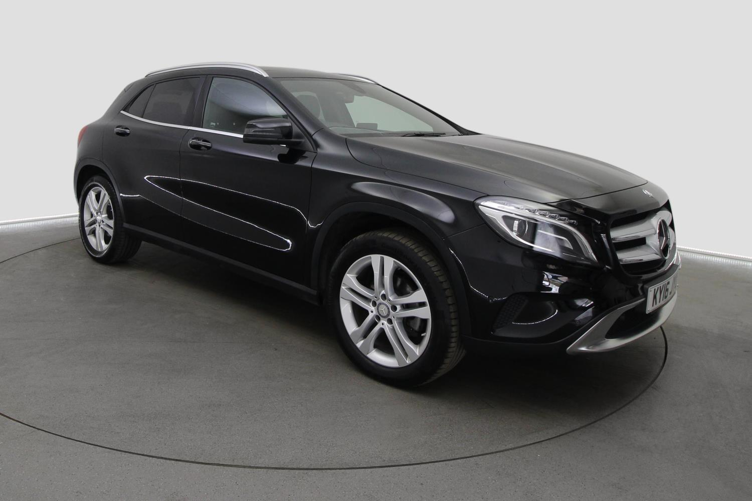 used mercedes benz gla gla 200d sport 5dr auto premium plus diesel hatchback for sale vertu. Black Bedroom Furniture Sets. Home Design Ideas