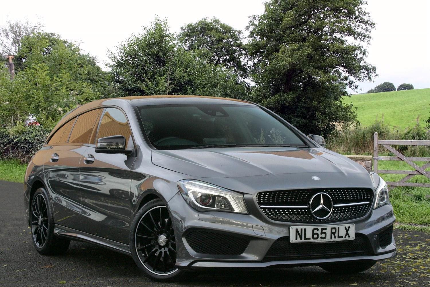 Used Mercedes Benz Cla Cla 220 Cdi Amg Sport 5dr Tip Auto