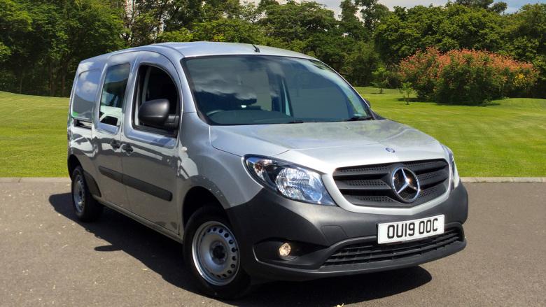 Mercedes Citan Extra Long.Used Mercedes Benz Citan Extra Long Diesel 111cdi Crew Van