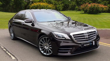 Mercedes-Benz S-Class S500L AMG Line Executive/Prem Plus 4dr 9G-Tronic Petrol Saloon