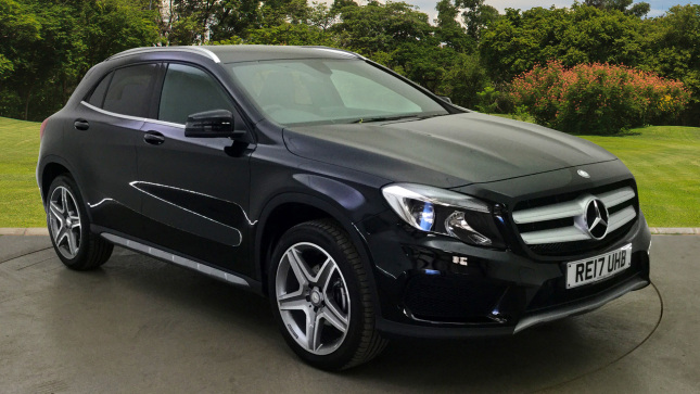used mercedes benz gla gla 200d amg line 5dr auto diesel hatchback for sale vertu mercedes benz. Black Bedroom Furniture Sets. Home Design Ideas