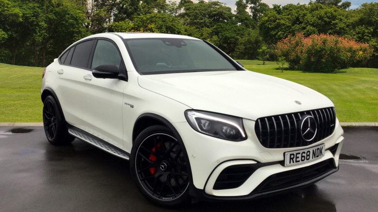 Mercedes-AMG GLC Coupe GLC 63 S 4Matic Premium 5dr 9G-Tronic Petrol Estate