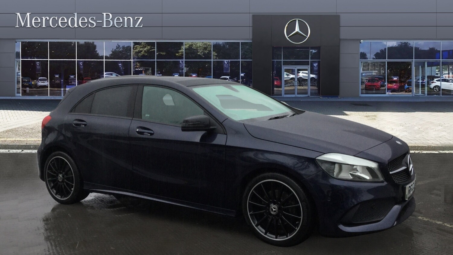 Used Mercedes Benz A Class A200 Amg Night Edition 5dr