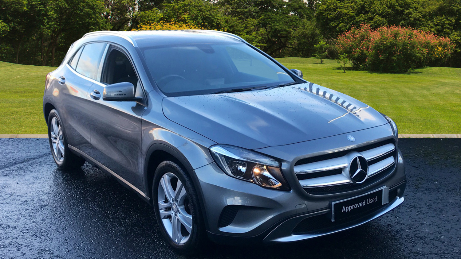 used mercedes benz gla gla 220 cdi 4matic se 5dr auto diesel hatchback for sale vertu mercedes. Black Bedroom Furniture Sets. Home Design Ideas