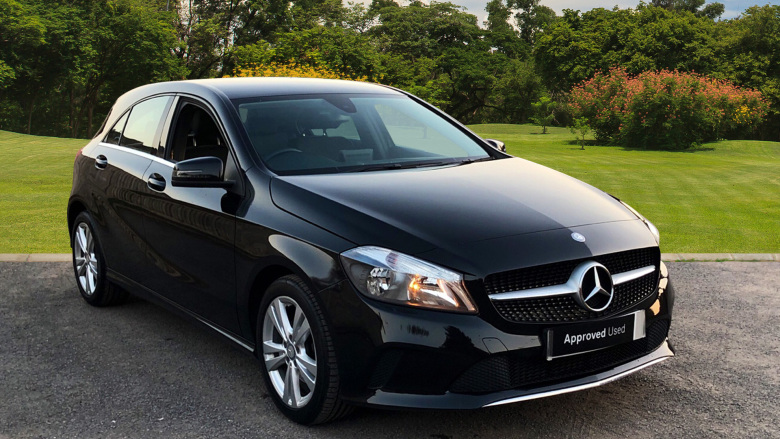 Used Mercedes-Benz A-Class A200 Sport 5dr Petrol Hatchback ...