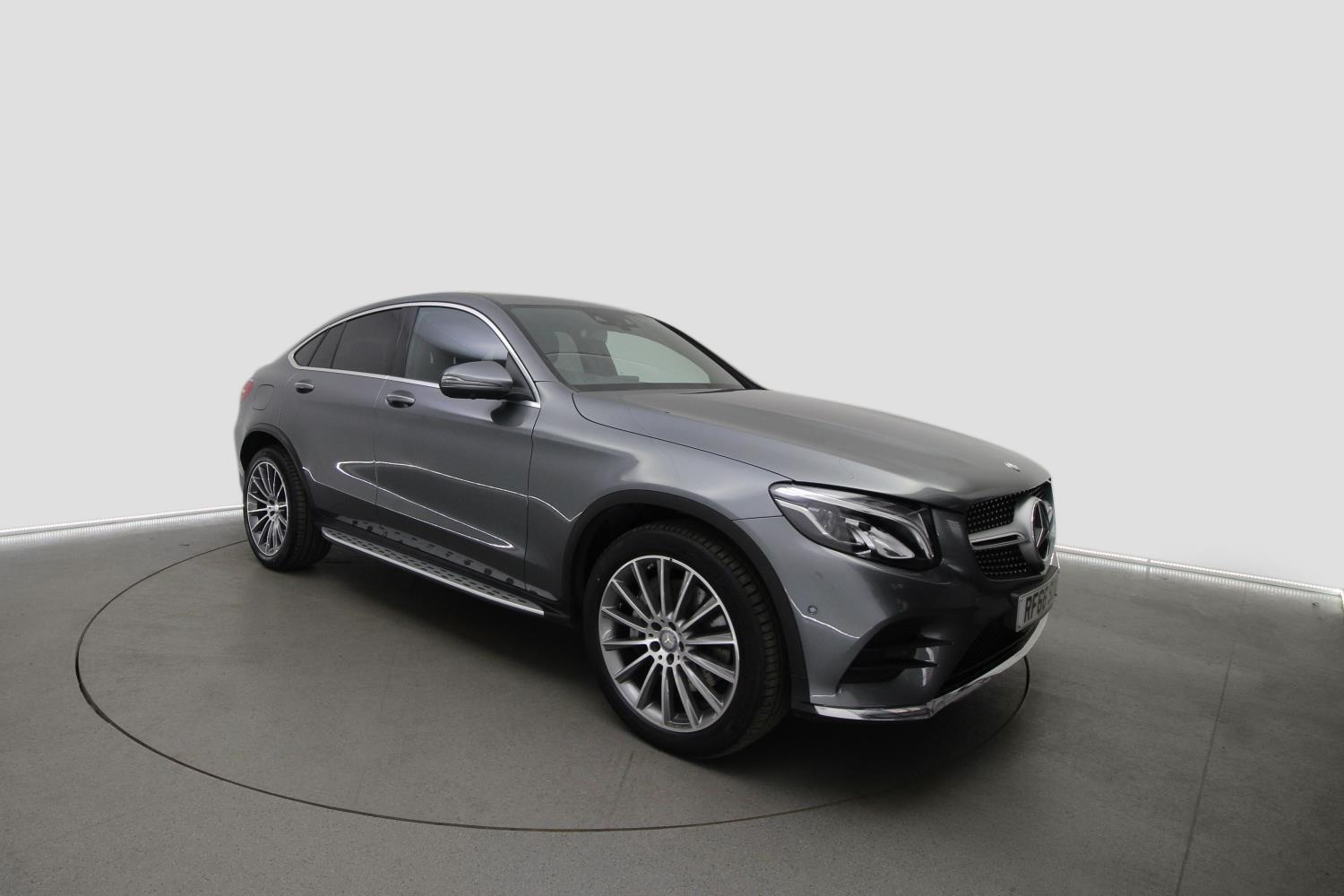 used mercedes benz glc coupe glc 220d 4matic amg line premium 5dr 9g tronic diesel estate for. Black Bedroom Furniture Sets. Home Design Ideas