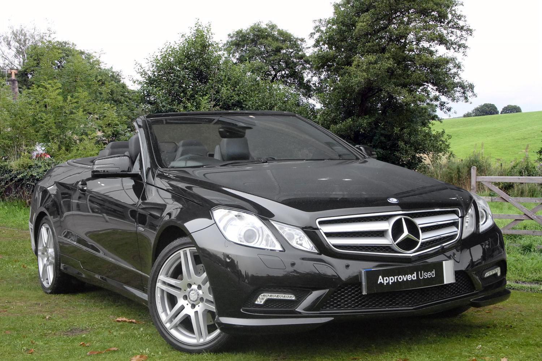 Used mercedes benz e class e350 cdi blueefficiency sport for Mercedes benz e350 cabriolet for sale