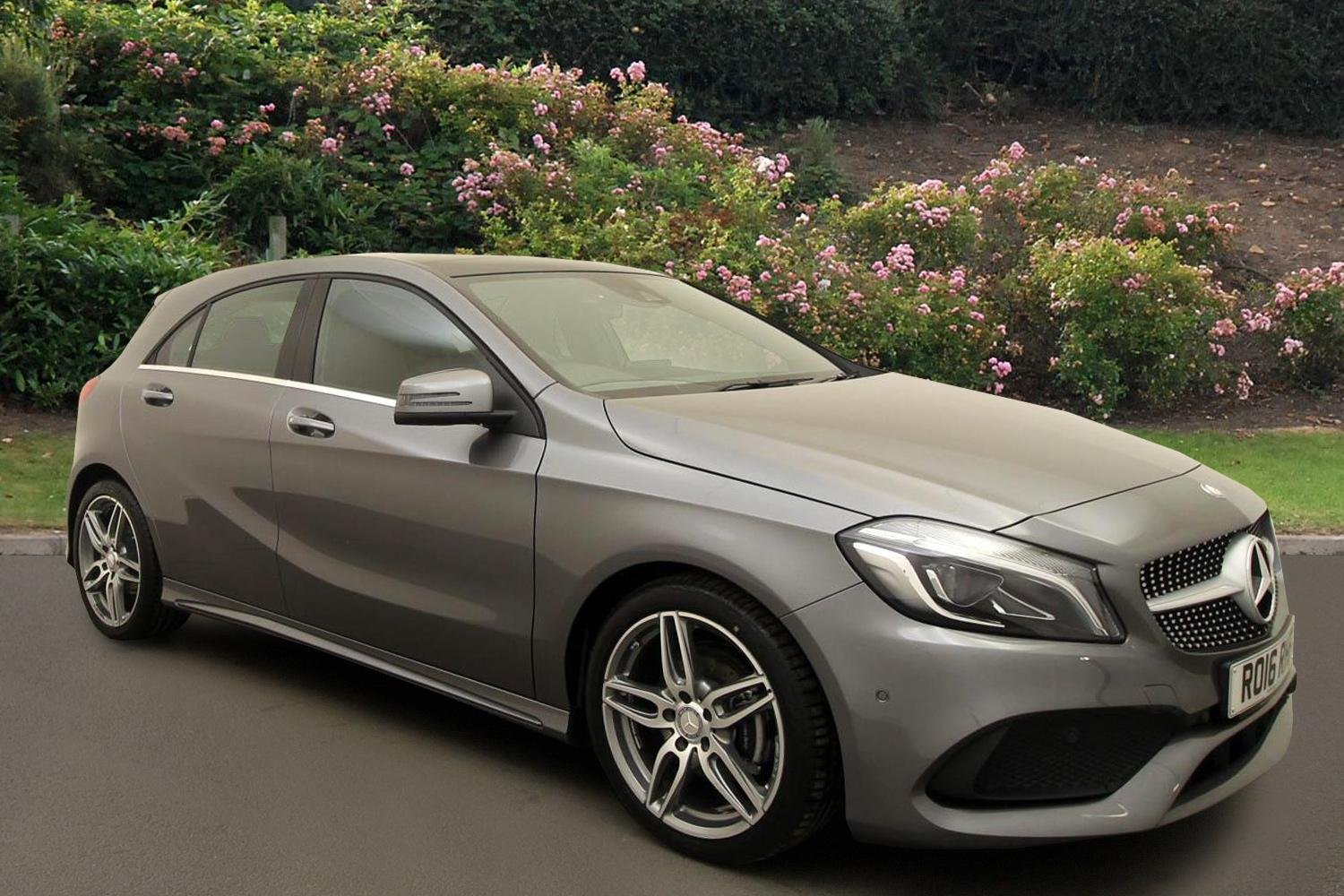 Used Mercedes Benz A Class A180 Amg Line Premium Plus 5dr
