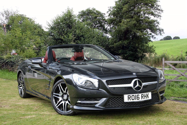 Used mercedes benz sl sl 400 amg sport 2dr auto petrol for Mercedes benz 400