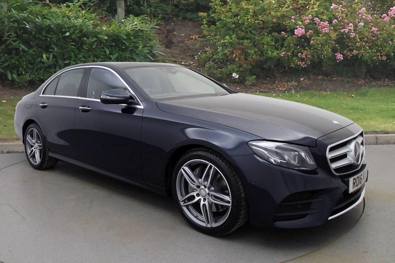 Amg Auto Sales >> Used Mercedes-Benz E-Class E220D Amg Line Premium Plus 4Dr 9G-Tronic Diesel Saloon for Sale ...