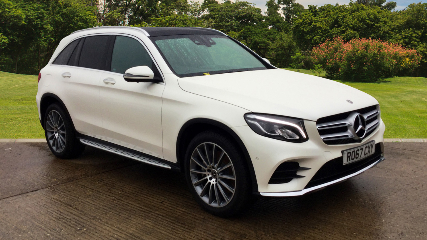 used mercedes benz glc glc 250 4matic amg line premium plus 5dr 9g tronic petrol estate for sale. Black Bedroom Furniture Sets. Home Design Ideas