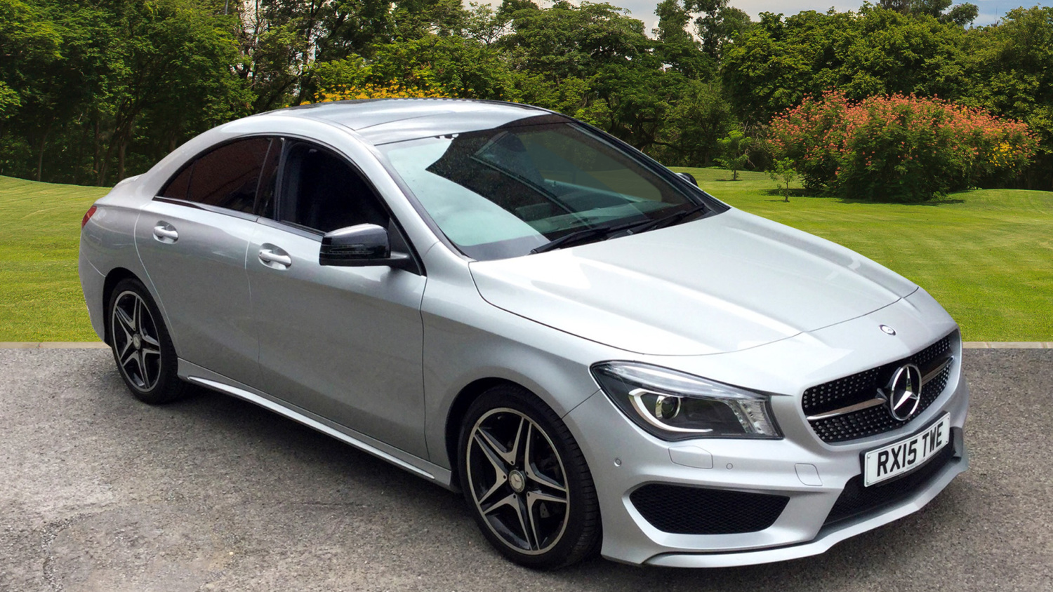 Mercedes Cla Finance Used