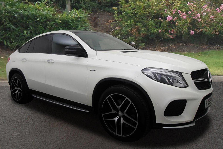 Mercedes-Benz GLE Coupe Gle 450 Amg 4Matic Premium Plus 5Dr 9G-Tronic  Petrol Estate