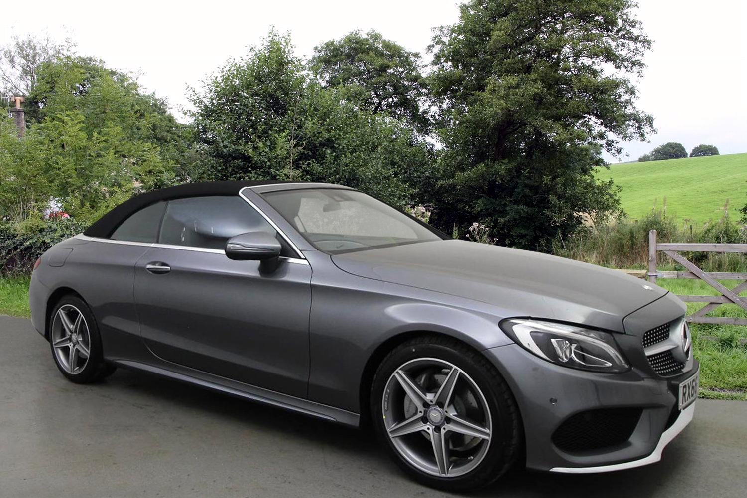 Mercedes E Class Cabriolet Used For Sale