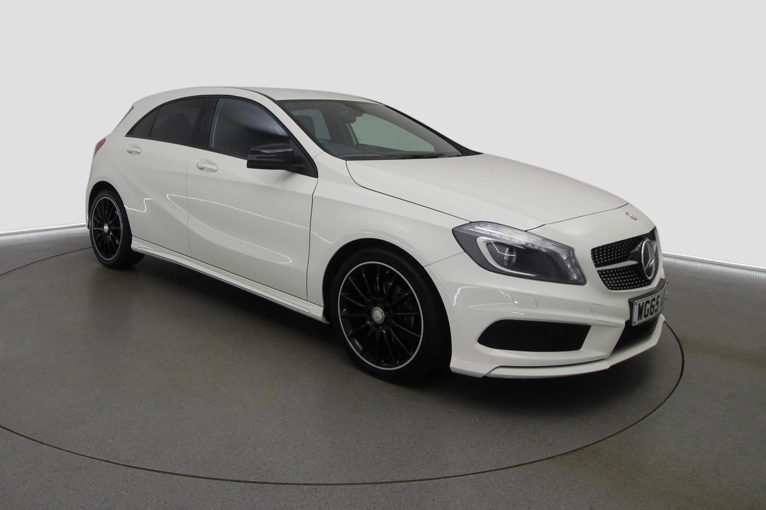 used mercedes benz a class a200 cdi amg night edition 5dr auto diesel hatchback for sale vertu. Black Bedroom Furniture Sets. Home Design Ideas