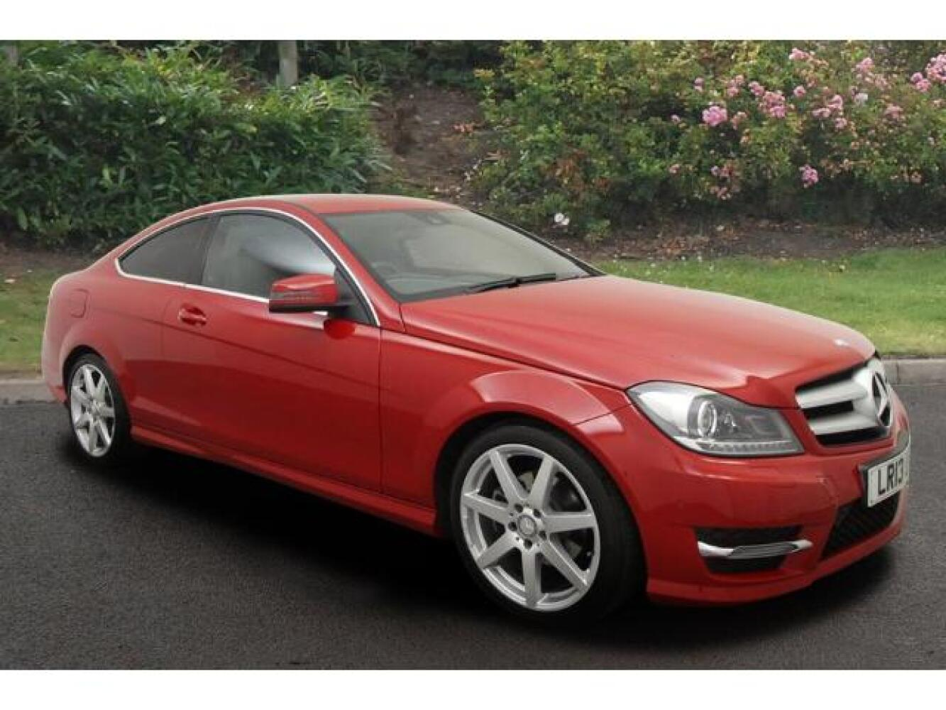 Used mercedes benz c class c220 cdi blueefficiency amg for Used mercedes benz diesel for sale