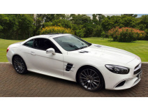Mercedes-Benz SL Sl 400 Amg Line 2Dr 9G-Tronic Petrol Convertible