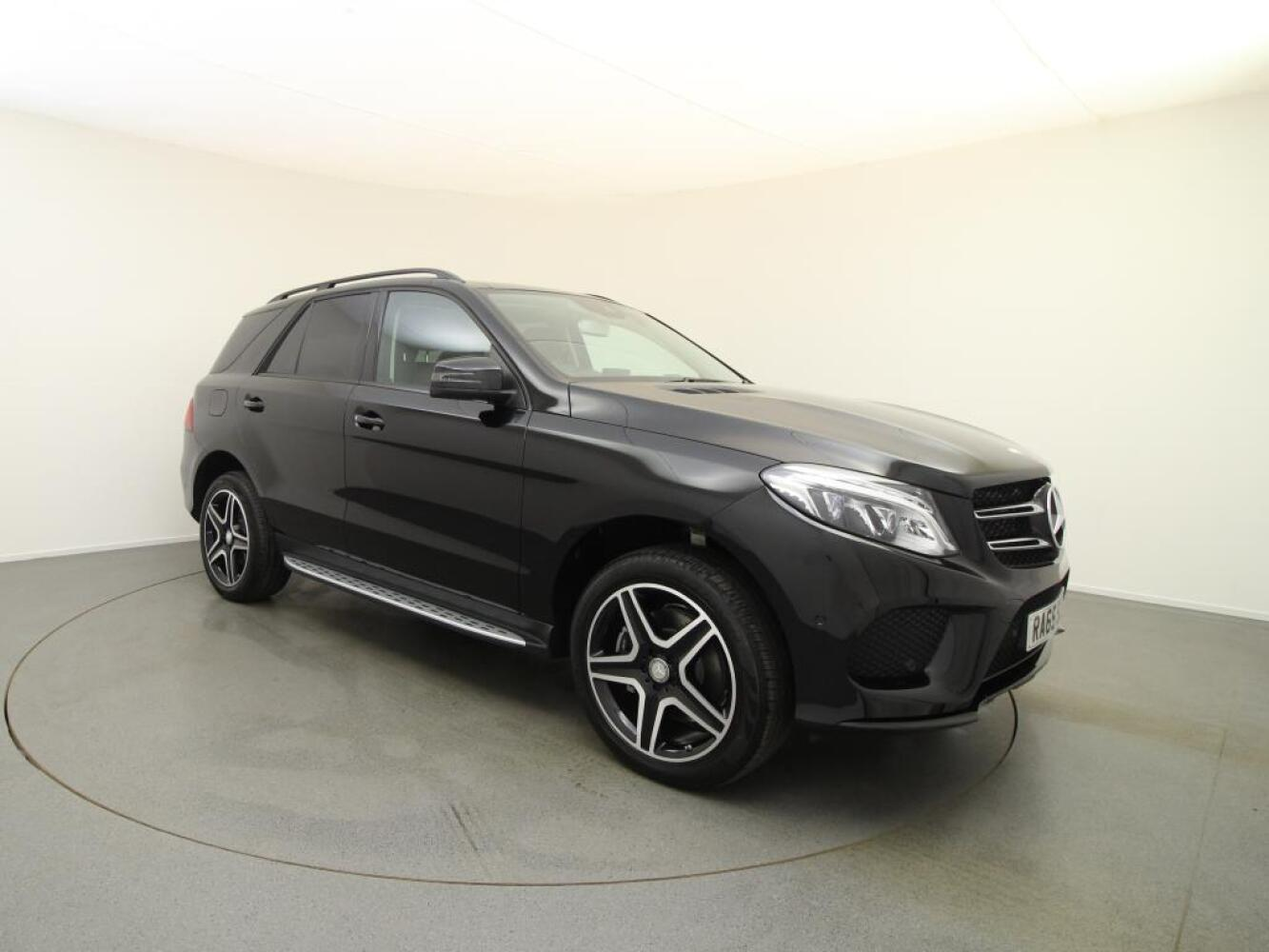 used mercedes benz gle gle 350d 4matic amg line premium. Black Bedroom Furniture Sets. Home Design Ideas