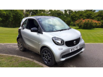 Smart fortwo Coupe 0.9 Turbo Prime Premium 2Dr Auto Petrol Coupe