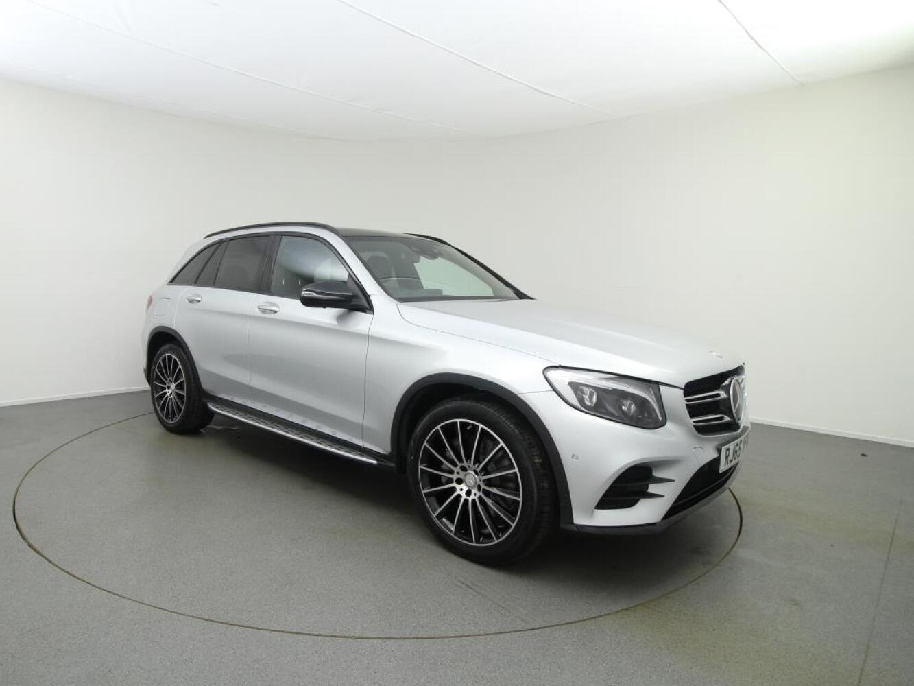 Used mercedes benz glc glc 220d 4matic amg line prem plus for Mercedes benz amg used