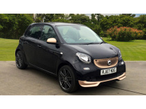 Smart forfour Hatchback 0.9 Turbo Disturbing London Edition 5Dr Auto Petrol Hatchback