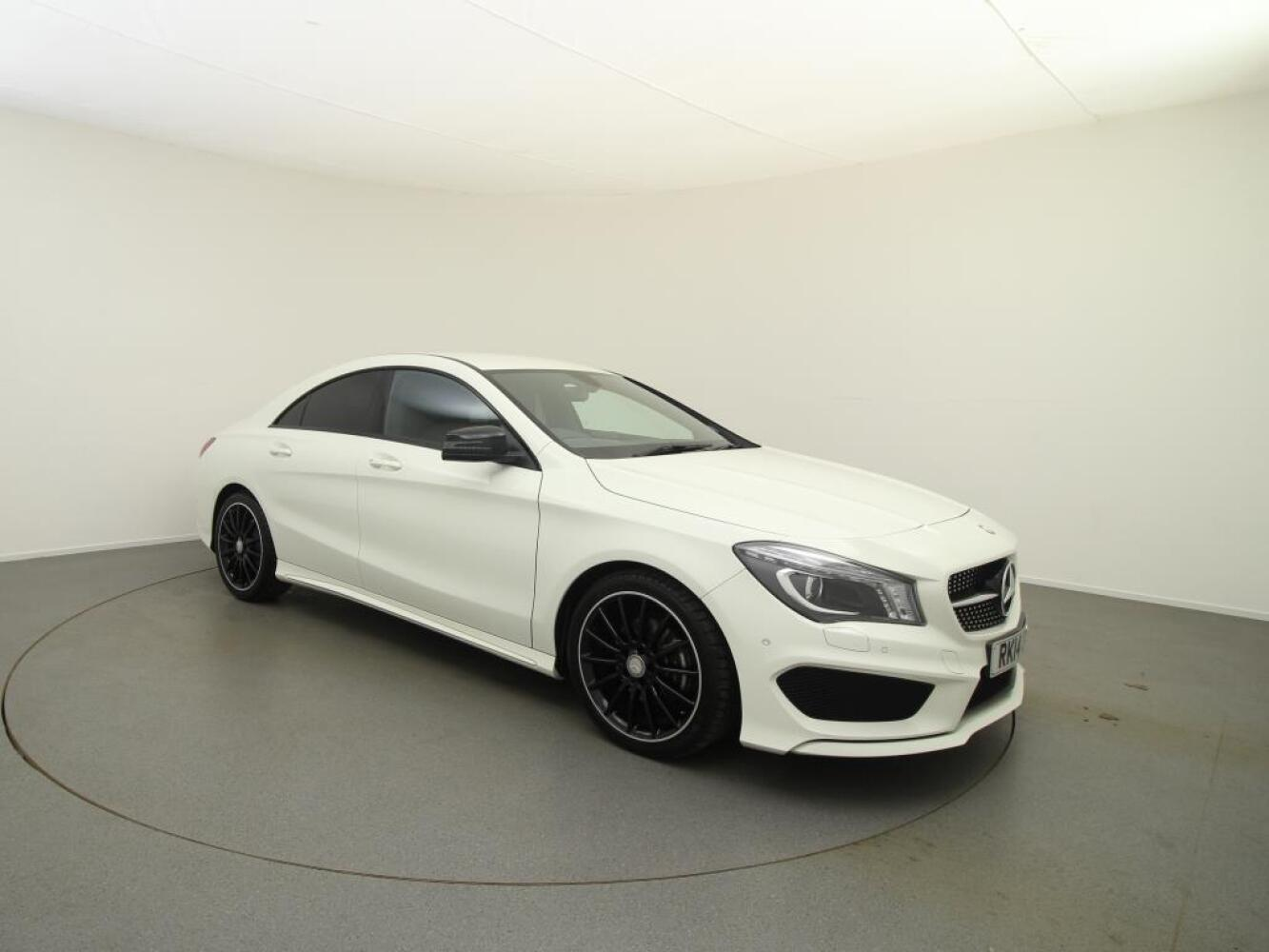 used mercedes benz cla cla 180 sport 4dr petrol saloon for sale vertu mercedes benz. Black Bedroom Furniture Sets. Home Design Ideas